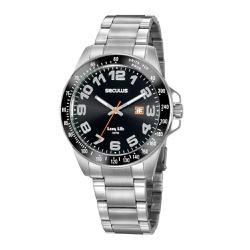 Relógio Seculus Masculino Casual 20928g0svna2 Prat... - Fábrica do Ouro