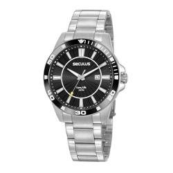 Relógio Seculus Masculino Casual 20956g0svna1 Prat... - Fábrica do Ouro