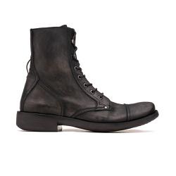 Bota Masculina JEREMIAS Preto - Factum Shoes