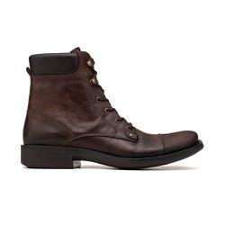 Bota Masculina NEMO Castanho/Café - Factum Shoes