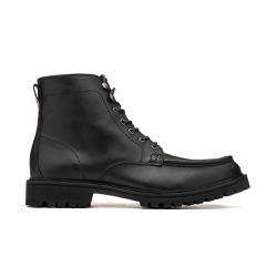 Bota Masculina SÓCRATES Preto - Factum Shoes