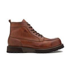 Bota Masculina ZAKI Conhaque - Factum Shoes