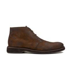 Bota Masculina MARIANO Washed Conhaque - Factum Shoes