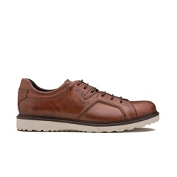 Sapato Casual Masculino AQUINO Pinhão - Factum Shoes