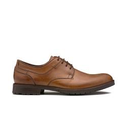 Sapato Casual Masculino TOBIAS Whisky - Factum Shoes