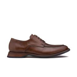 Sapato Casual Masculino ATHOS Conhaque - Factum Shoes