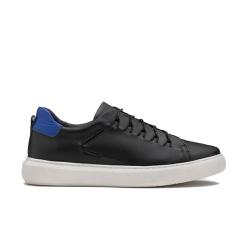 Sneakers Masculino THOR Preto/Royal - Factum Shoes