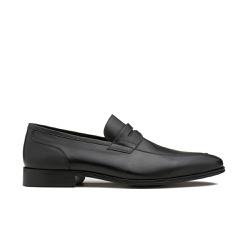 Sapato Social Masculino JUPITER Preto - Factum Shoes