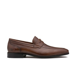 Sapato Social Masculino JUPITER Conhaque - Factum Shoes