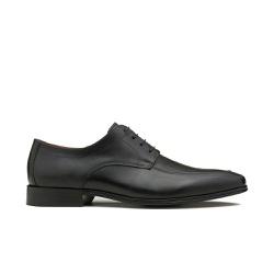 Sapato Social Masculino ISAIAS Preto - Factum Shoes