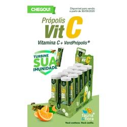 Vitamina C com Própolis - Fauna e Flora l Sua Loja Online de Produtos Naturais