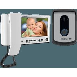 VIDEO PORTEIRO LCD 7 - Fechacom