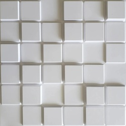PLACAS 3D AUTOADESIVAS PIXEL 50X50 - Fechacom
