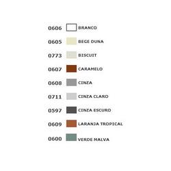 CAIXA DESCARGA EXTERNA CIPLA CARAMELO - 01438 - Ferragem Igor
