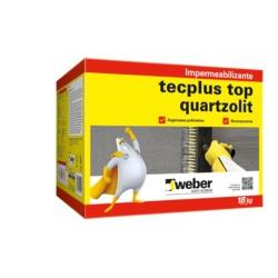 TECPLUS TOP 18KG QUARTZOLIT - 02763 - Ferragem Igor