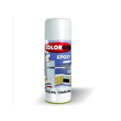 SPRAY COLORGIN EPOXI BRANCO - 03175 - Ferragem Igor