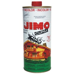 JIMO CUPIM 900 ML INCOLOR - 03526 - Ferragem Igor