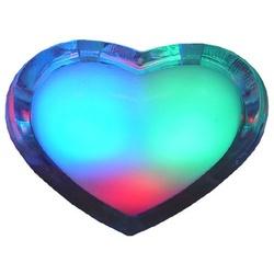 LUZ NOTURNA LED CORACAO 127V - 05917 - Ferragem Igor