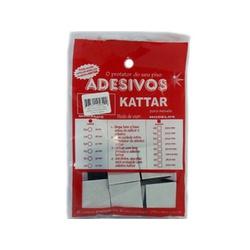 FELTRO ADESIVO PARA MOVEIS 32X32MM CARTELA - 06223 - Ferragem Igor