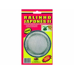 RALINHO JAPONES INOX GRANDE - 07435 - Ferragem Igor