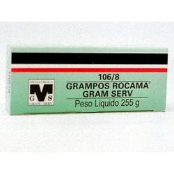 GRAMPO PARA GRAMPEADOR ROCAMA 106/8 MM - 07547 - Ferragem Igor