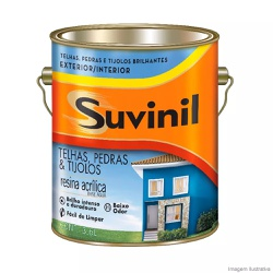 RESINA BASE AGUA CINZA GL SUVINIL - 09262 - Ferragem Igor