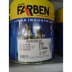 ESMALTE EPOXI BRANCO FARBEN 2,7 LITROS - 09720 - Ferragem Igor