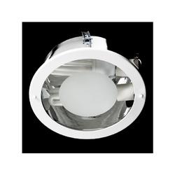 LUMINARIA EMB C/ VIDRO P/ LAMP FLUOR 2 X E27 - 102... - Ferragem Igor