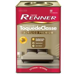 TOQUE DE CLASSE ACET BRANCO RE1401 18LTS RENNER - ... - Ferragem Igor