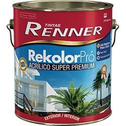 REKOLOR ACRILICO SEMIBRILHO BRANCO 900 GL RENNER -... - Ferragem Igor