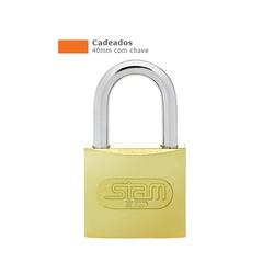 CADEADO STAM 40 MM - 11980 - Ferragem Igor