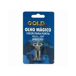 OLHO MAGICO CROMADO DTOOLS - 14659 - Ferragem Igor