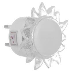 LUZ NOTURNA LED SOL 220V - 00762 - Ferragem Igor