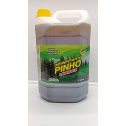DESINFETANTE PINHO 5L - 17240 - Ferragem Igor