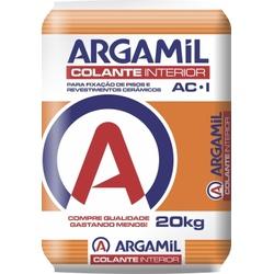 Argamil Argamassa Cinza Ac-I 20kg - FERRAGENS & BAZAR