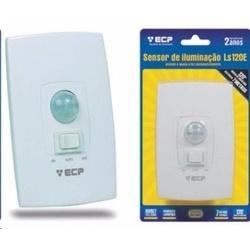 Sensor De Presença Com Interruptor Inteligente Fot... - FERRAGENS & BAZAR