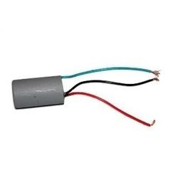 Capacitor Para Motor Duplo 3+7mf 250v 3 Fios