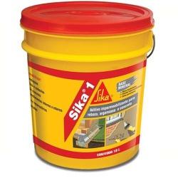 Sika 1 Galão de 3,6 Litros - FERRAGENS & BAZAR