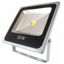 Refletor Holofote Led 50w Bivolt Super Branco Prov... - FERRAGENS & BAZAR