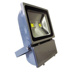 Refletor Holofote Led 100w Bivolt Super Branco Tg/... - FERRAGENS & BAZAR