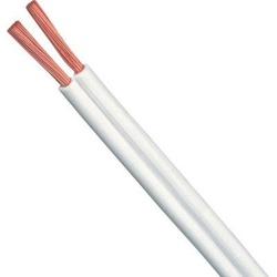 Fio Paralelo Branco 2 X 1,00mm (metro)