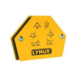 Esquadro Magnético Hexagonal para Soldador 12kg EM... - FERTEK FERRAMENTAS