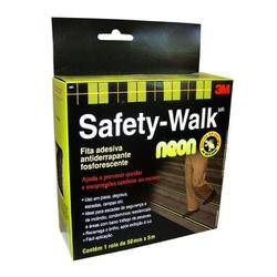 Fita Adesiva Anti-Derrapante Safety Walk FOSFORE 3... - FERTEK FERRAMENTAS