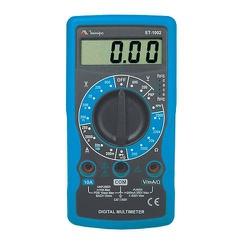 Multímetro digital portátil - ET-1002 - Minipa - 2... - FERTEK FERRAMENTAS