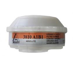 Filtro Cartucho Quimico VO + GA 3810 A1B1 AIR SAFE... - FERTEK FERRAMENTAS