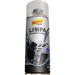 Limpador de Ar Condicionado Lavanda - Mundial Prim... - FERTEK FERRAMENTAS