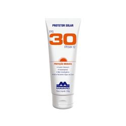 Protetor Solar FPS 30 Mavaro - 025 - FERTEK FERRAMENTAS