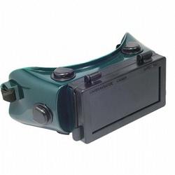 Óculos de Segurança para Solda CG-500 Visor Articu... - FERTEK FERRAMENTAS