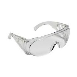 Óculos de Segurança Pró Vision Sobrepor INCOLOR Ca... - FERTEK FERRAMENTAS