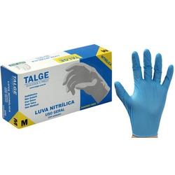 Luva de Procedimento NItrilica Azul SEM PO Caixa c... - FERTEK FERRAMENTAS